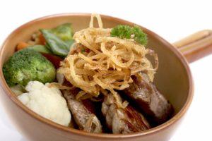 Löwenpfanne - signature dish