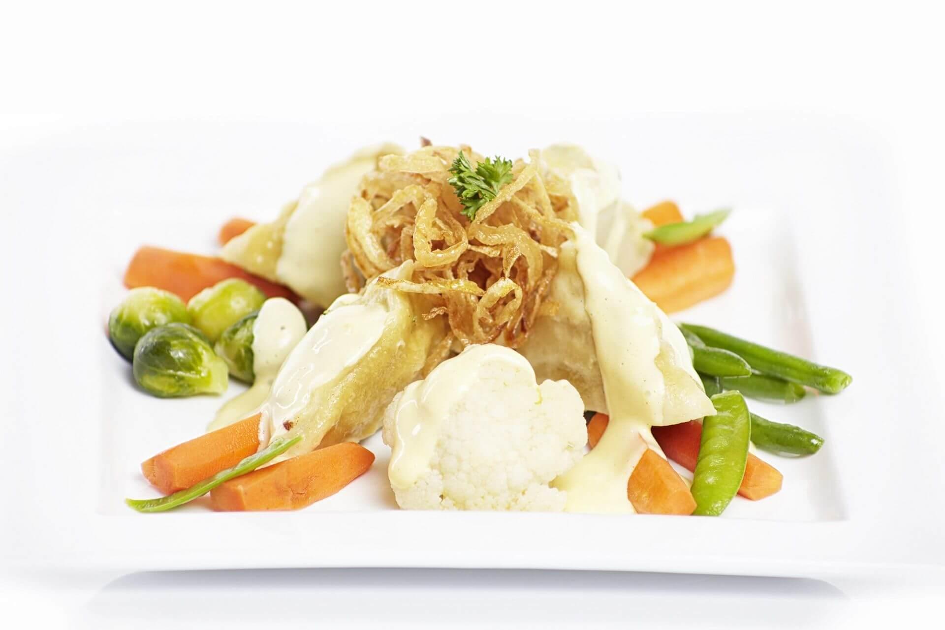 Maultaschen mit Gemüse, Typisch Schwäbisch
