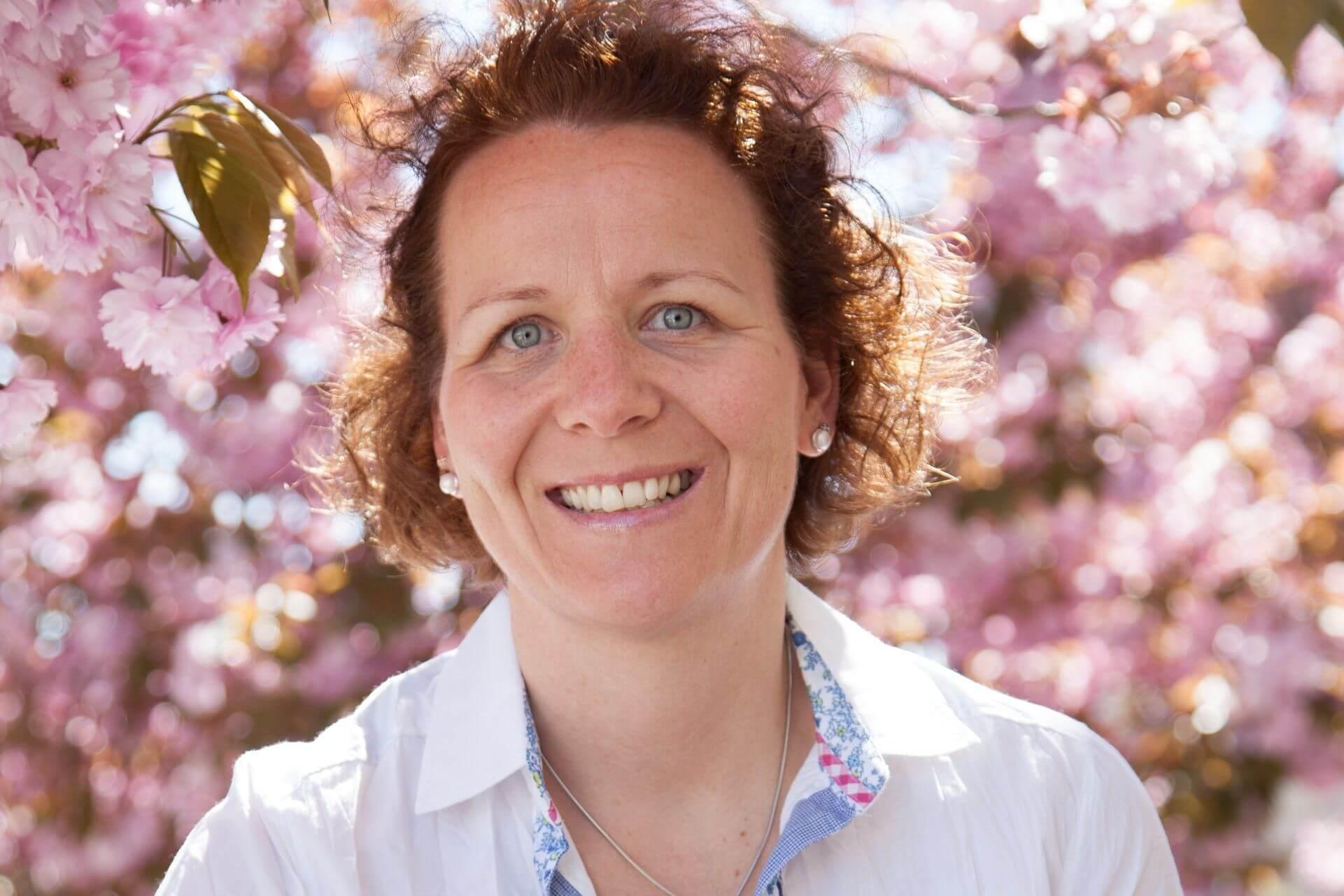 Sandra Reck - Gastgeberin im Gasthof zum Löwen